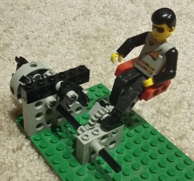 LEGO Modular Tool Station Internal Workings