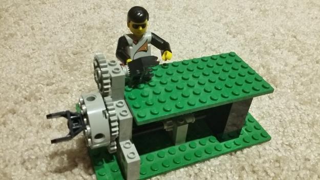 LEGO Modular Tool Station