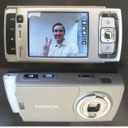Nokia N95 by Steve Jurvetson via a CC BY-2.0
